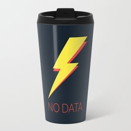 No Data Travel Mug