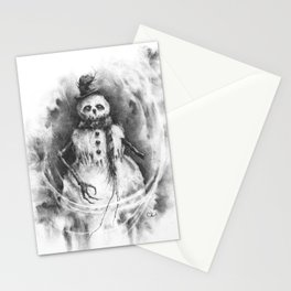 The Return of Jack Frost Stationery Cards