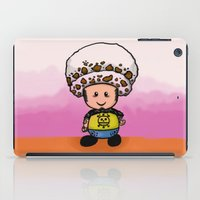 law iPad Cases featuring Toads Law by Dama Chan