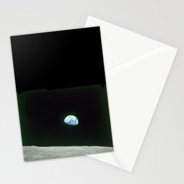 """Earthrise"" Stationery Cards"