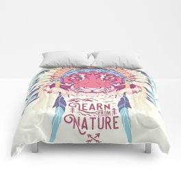 Learn from Nature Comforters