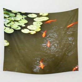 Zen garden Wall Tapestry