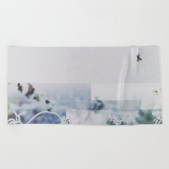 Fractions A69 Beach Towel