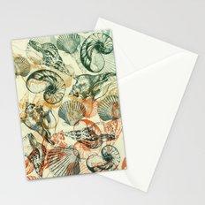 frutti di mare Stationery Cards