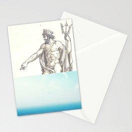 King Neptune Stationery Cards