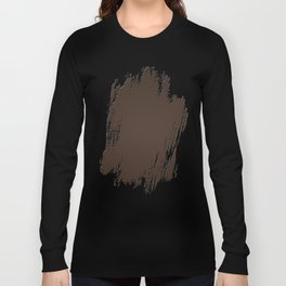 Brushed Cedar Long Sleeve T-shirt