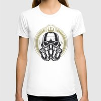 stormtrooper T-shirts featuring Stormtrooper  by ItsMagicHere