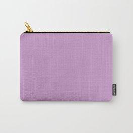 Light grayish magenta Carry-All Pouch