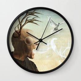 polarity of odds Wall Clock