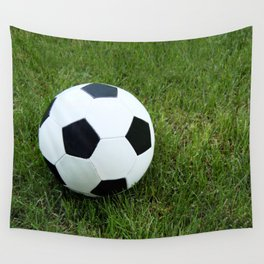 Soccer Ball Wall Tapestry