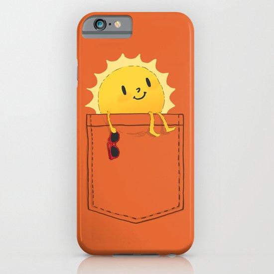 Pocketful of sunshine iPhone & iPod Case