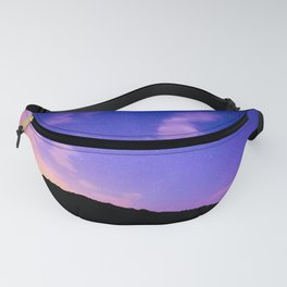 Milky Way Sun Rise Sky Fanny Pack