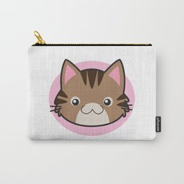 Love Cats: Maine Coon Carry-All Pouch