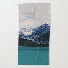 Alaska Wilderness Beach Towel