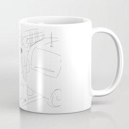 Urban sidewalk Coffee Mug