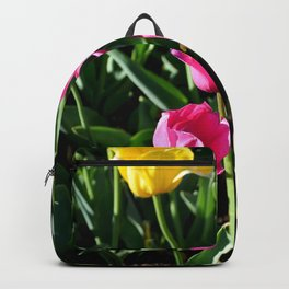 "Muscogee (Creek) Nation - Honor Heights Park Azalea Festival, Tulip ""Critical Mass"" Backpack"