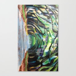 Oak Harmony Canvas Print