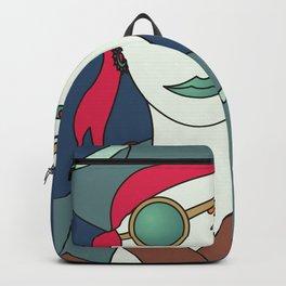 Captain Flint Backpack