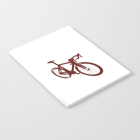 Bicycle - bike - cycling Notebook