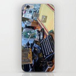 Old School iPhone Skin
