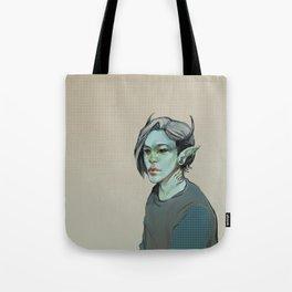 Monster #2 Tote Bag