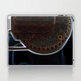 Circular Corrosion Laptop & iPad Skin