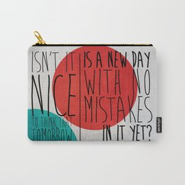NewDay. Carry-All Pouch