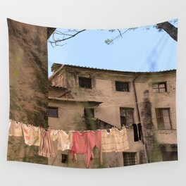 Ceserano Clothesline Wall Tapestry