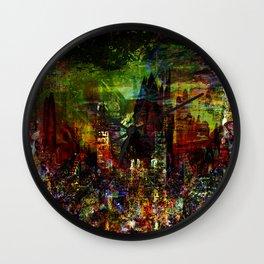 C-City X1-2 Wall Clock