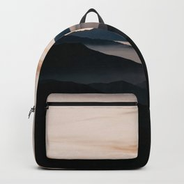 CLOUDY MOUNTAINS Backpack
