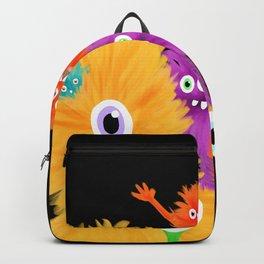 Hooray! Little Monsters Backpack
