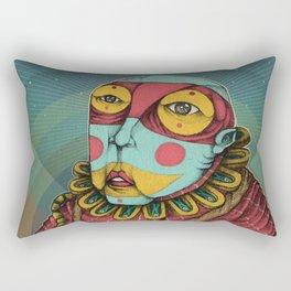 Holy Clown Rectangular Pillow