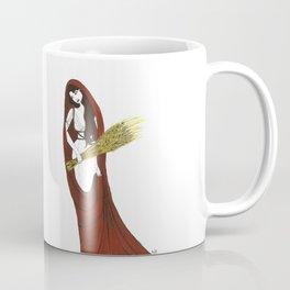 The Lady Demeter, Earth Mother Coffee Mug