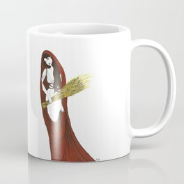 The Lady Demeter, Earth Mother Coffee Mug