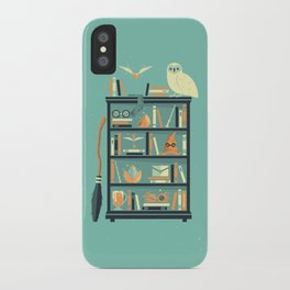 Potter Shelf | Rowling iPhone Case