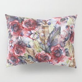 Bloodflowers Pillow Sham