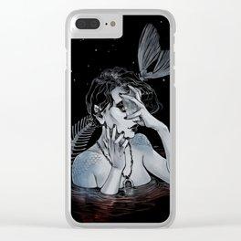 Sakana Clear iPhone Case