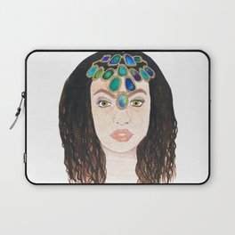 Jewelled Princess Laptop Sleeve