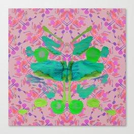 Butterfly Bill Canvas Print