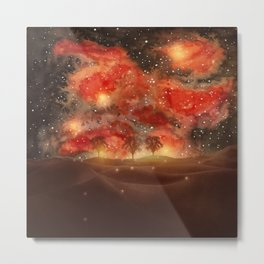 Beautiful Galaxy III Metal Print