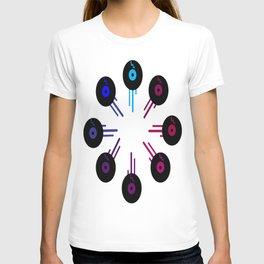 Analog Zine [ Kolor of Sound ] T-shirt