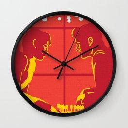 80s TEEN MOVIES :: SIXTEEN CANDLES Wall Clock