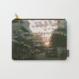 SAYING GOODNIGHT Carry-All Pouch