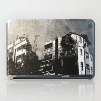 sticker iPad Cases featuring Sticker City by Shy Photog