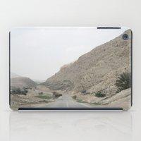 palestine iPad Cases featuring Jordan Valley Palestine by Sanchez Grande