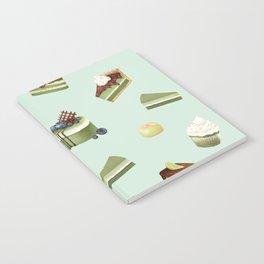 Green Desserts Notebook
