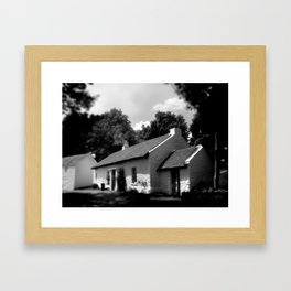 Irish Cottage Framed Art Print