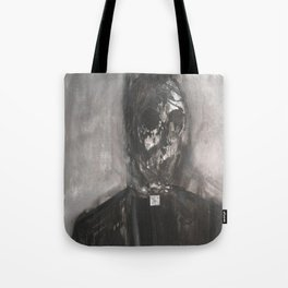 Danger Priest Is What he was Tote Bag