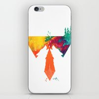 wolves iPhone & iPod Skins featuring Wolves by Ricardo Moody