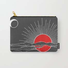 Ember Sun Carry-All Pouch